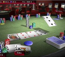 Texas Holdem Poker 3D-Gold Edition 2008 1.0