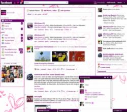 Facebook Theme Gallery - Google Chrome