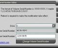 Volume Serial Number Editor 1.80