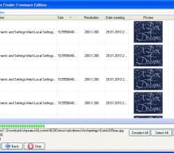 Duplicate Images Finder 1.0