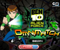 Ben 10 alien force 1.0