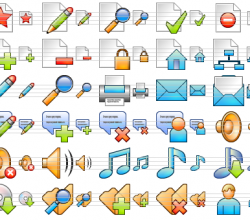 Small Online Icons 2013.1