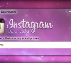 Instagram Downloader 1.2