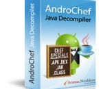 AndroChef Java Decompiler 1.0.0.5