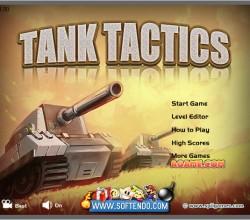 Tank Tactics Game 1.0