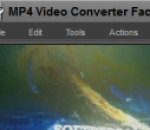 Free MP4 Video Converter Factory 2.0