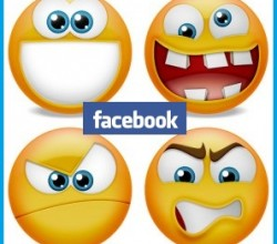 Facebook Chat Smiley For Chrome