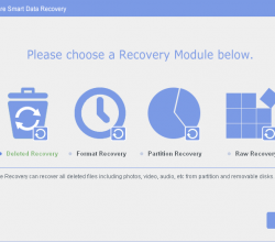 Potatoshare Undelete Recovery Masters 4.1.0.0