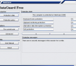 DataGuard AntiKeylogger Free 4.1.0.0