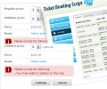 Ticket Booking Script by StiivaSoft 1.4
