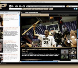 Purdue Firefox Browser Theme 0.9.0.1
