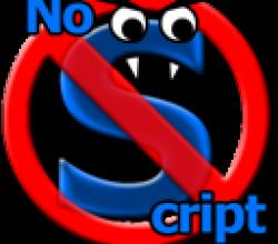NoScript - Firefox
