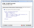 HTML To PHP Converter 6.1.0.17
