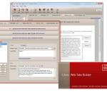 Likno Web/HTML Tabs Builder 2.1.226
