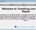 Tweaking.com - Windows Repair 1.9.18