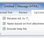 Zip to Email Free 1.00.23