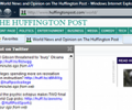Huffington Post IE Theme 0.9.1.1