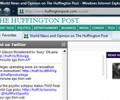 Huffington Post IE Theme 0.9.1.1