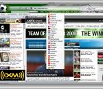 World Cup Soccer Firefox Theme 1.0