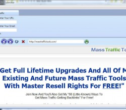Mass Traffic Search Engine Submitter 1.0