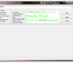 GPM Antivirus 12.0