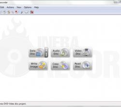 InfraRecorder 0.53 (64-bit)