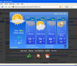 AniWeather for Chrome 0.8.35