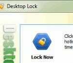 Desktop Lock 5.0.0.283