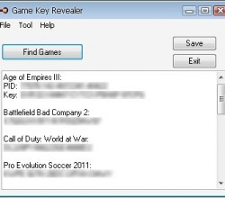 Game Key Revealer 1.6.4