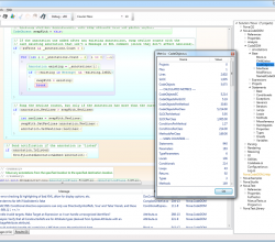 C# Parser and CodeDOM 4.0