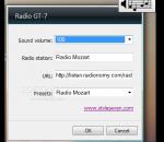 Radio GT-7 1.1