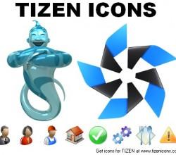 Tizen Icons 2013