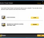 Norton Power Eraser 3.2.0.23