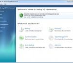 zebNet PC Backup 2012 Professional 1.2.11