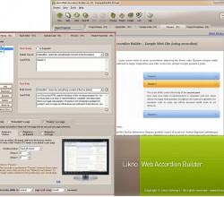 Likno Web/jQuery Accordion Builder 2.1.238