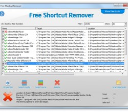 Free Shortcut Remover 4.2.7