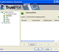 TrustPort Antivirus USB Edition 2014 14.0.0.524