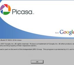 Google Picasa 3.9.137.81