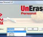 Avira UnErase Personal 1.4