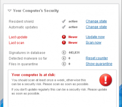AVG Anti-Spyware 7.5.1.43