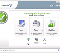 F-Secure Anti-Virus 2014 12.89 Buil