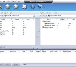 DriveHQ Email Manager - Outlook Backup 3.0.74