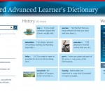 Oxford Advanced Learner's Dictionary for Win8 UI