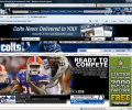NFL Indianapolis Colts IE Browser Theme 0.9.1.1