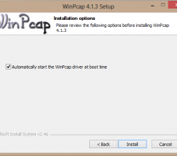 WinPcap 4.1.3