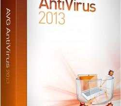 AVG AntiVirus 2013