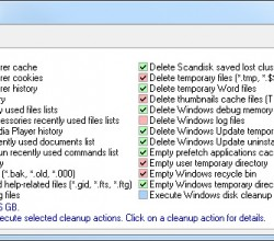System Cleanup 1.7.501