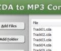 CDA to MP3 Converter 3.2.1159