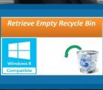 Retrieve Empty Recycle Bin 4.0.0.32