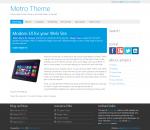 Orchard Metro Theme 0.6.0 (Alpha)